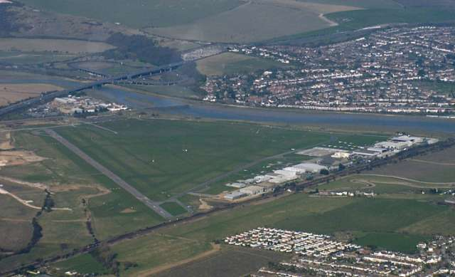 Shoreham airfield